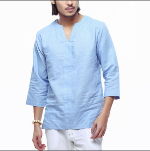 Casual Linen Shirts & Tops