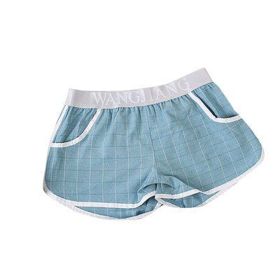 Men's Home Arrow Pants Cotton Boxer Briefs