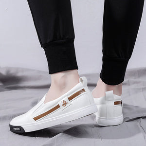 Spring/fall Casual Flat Heel Men's Shoes