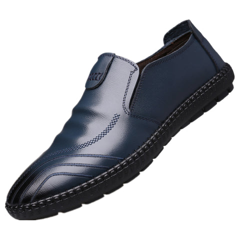 Breathable Casual Leather Shoes