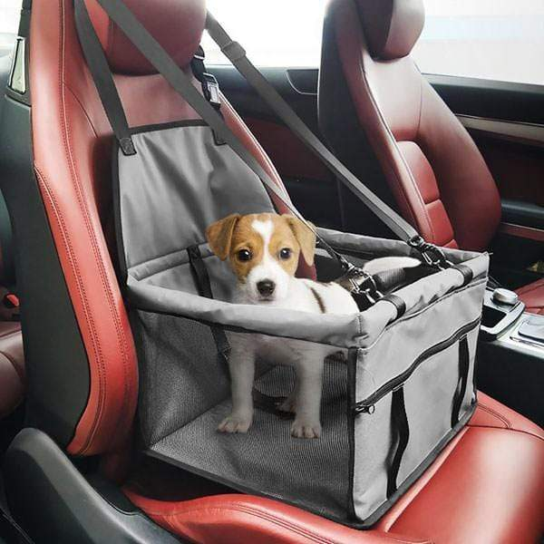 BuddySeat™ Waterproof Dog Car Seat for Road Safety