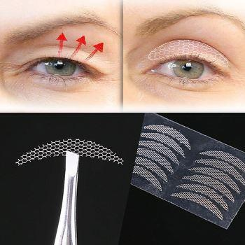 Invisible Eyelid Lifting Fiber Net - 600 Pieces