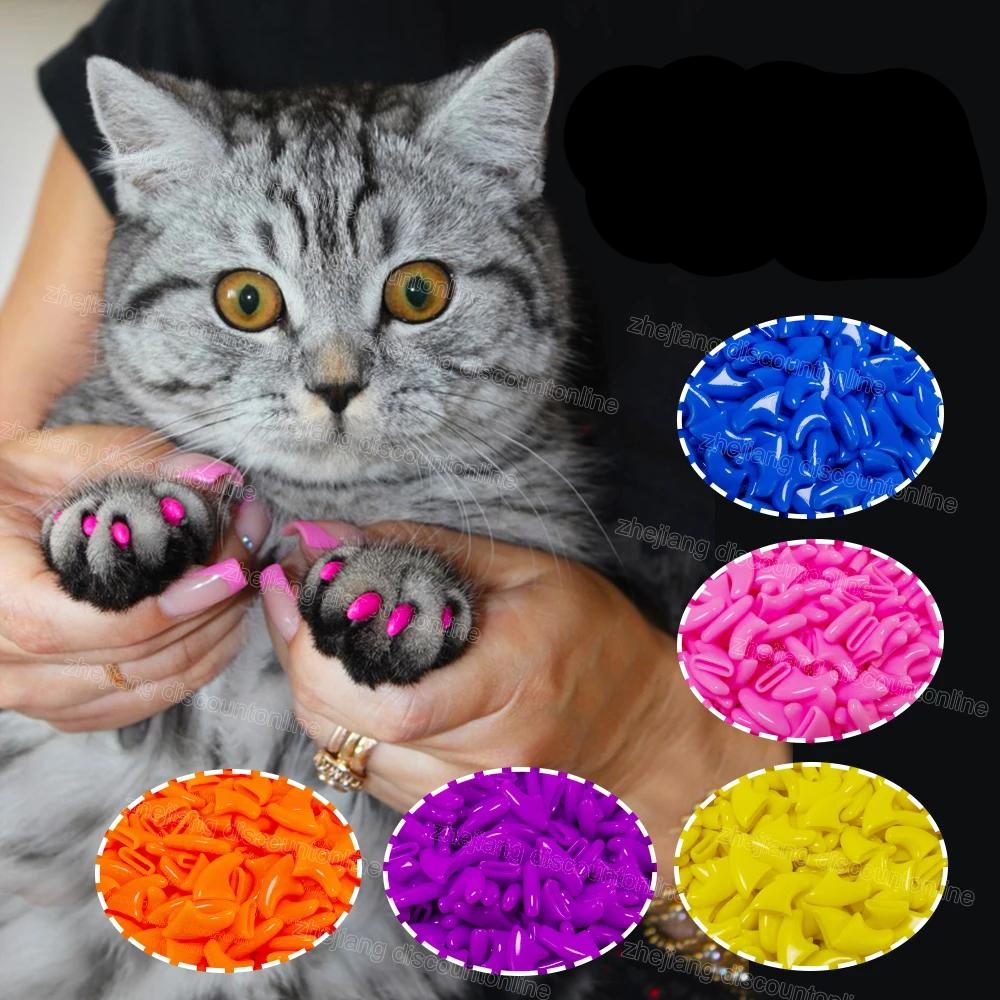 Cat silicone nails - Tinklegem.com