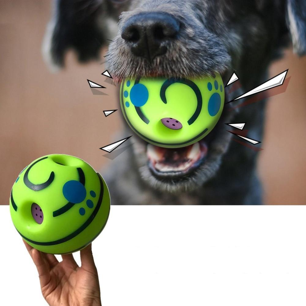 Dog Ball Chew Toy - Tinklegem.com