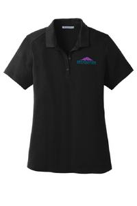 Ladies Port Authority® SuperPro™ Knit Polo