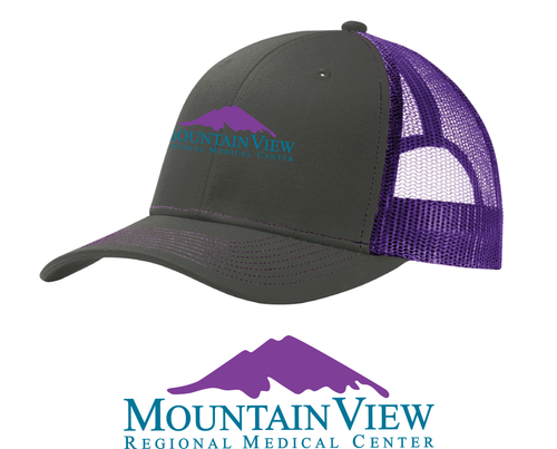 C112 MountainView Snapback Trucker Cap