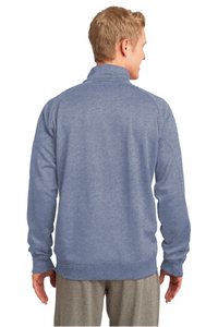 Mens Sport Tek 1/4 Zip Fleece