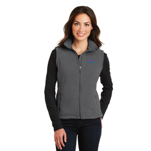 SML219 Ladies Fleece Vest
