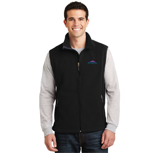 SMF219 Mens Fleece Vest