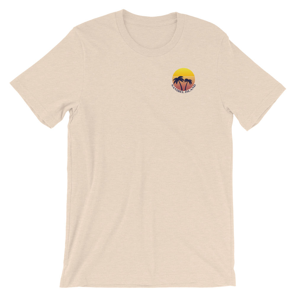 Sunset Collection Short-Sleeve Unisex T-Shirt