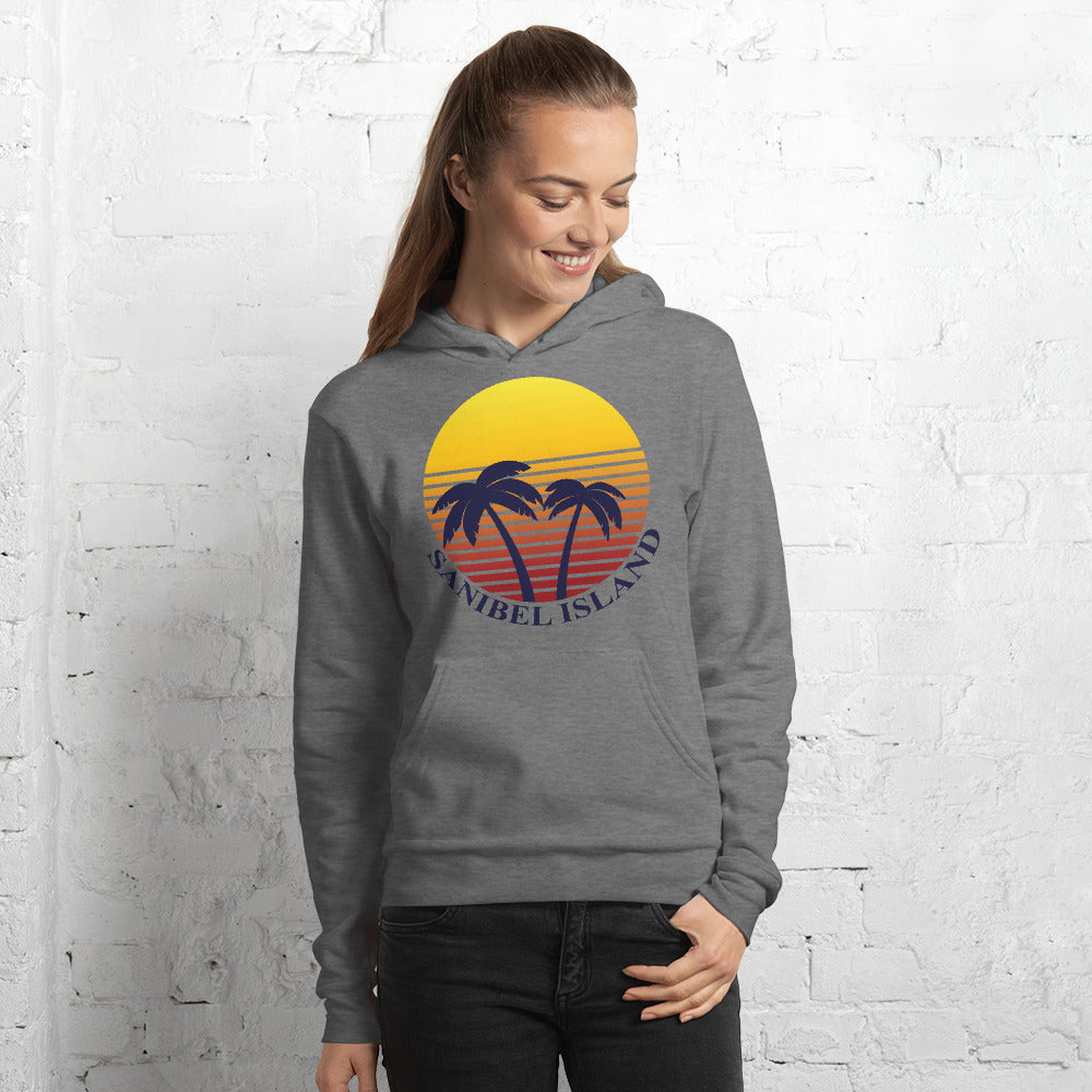 Sunset Collection Island Hoodie