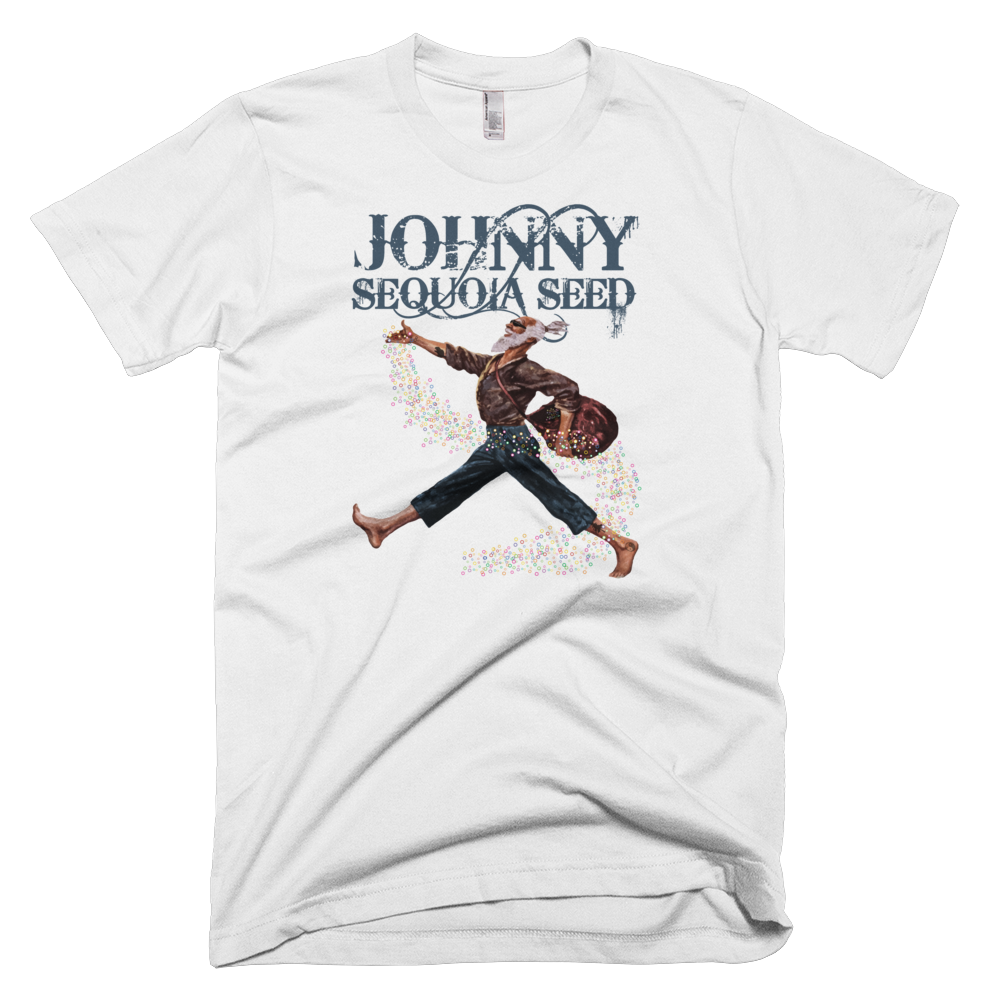 37eb065d ... Load image into Gallery viewer, Johnny Sequoia Seed - Short-Sleeve T- Shirt ...