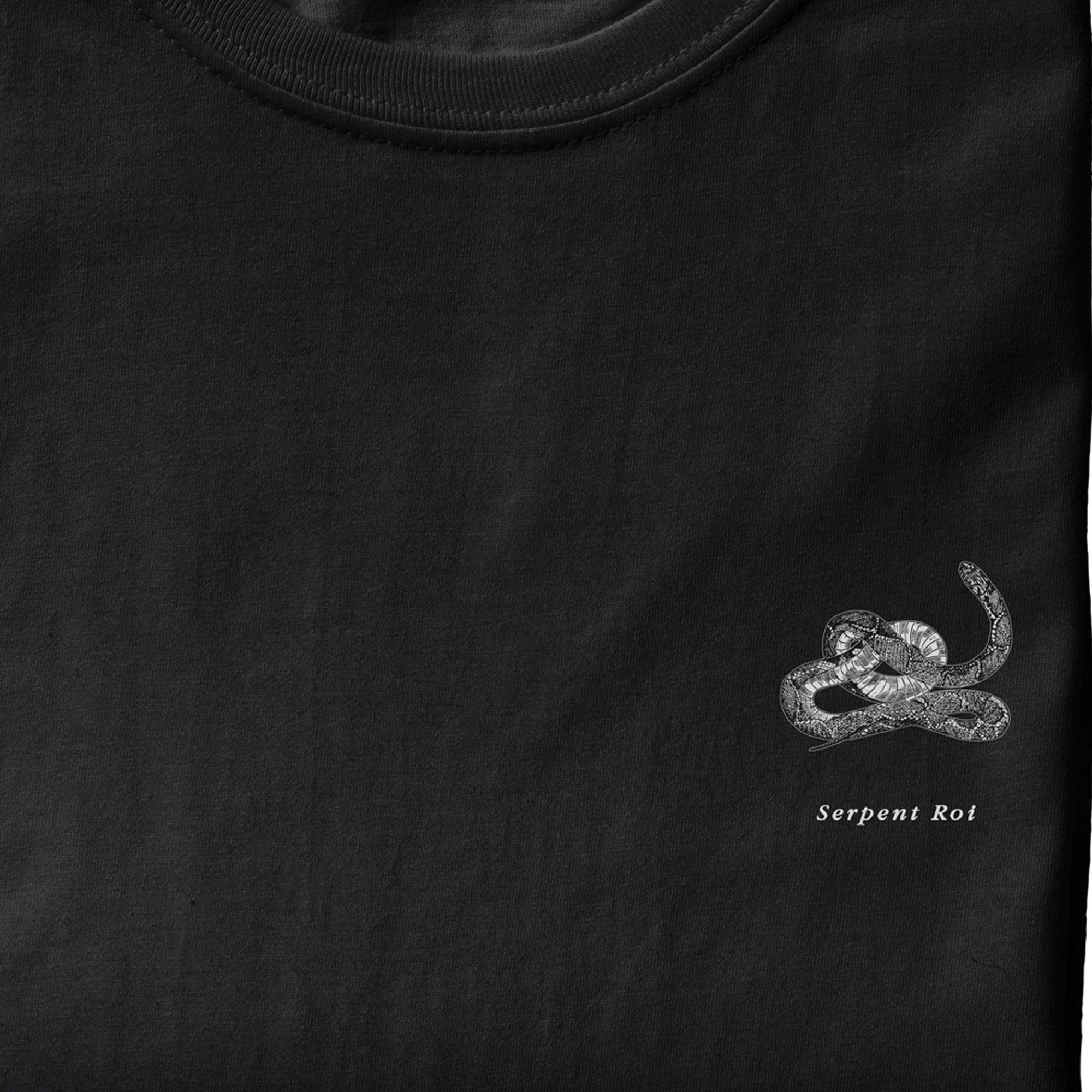 Serpent Roi (T-Shirt unisexe)