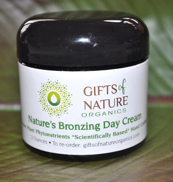 Nature's Bronzing Day Cream