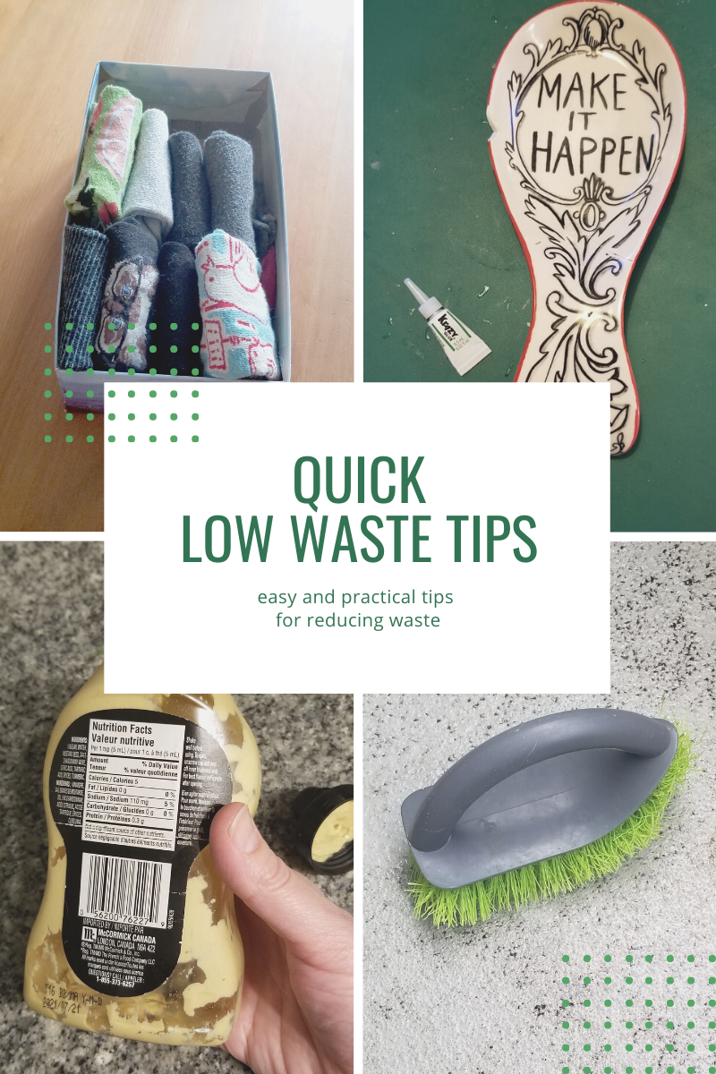 Ardent Earth Quick Low Waste Tips