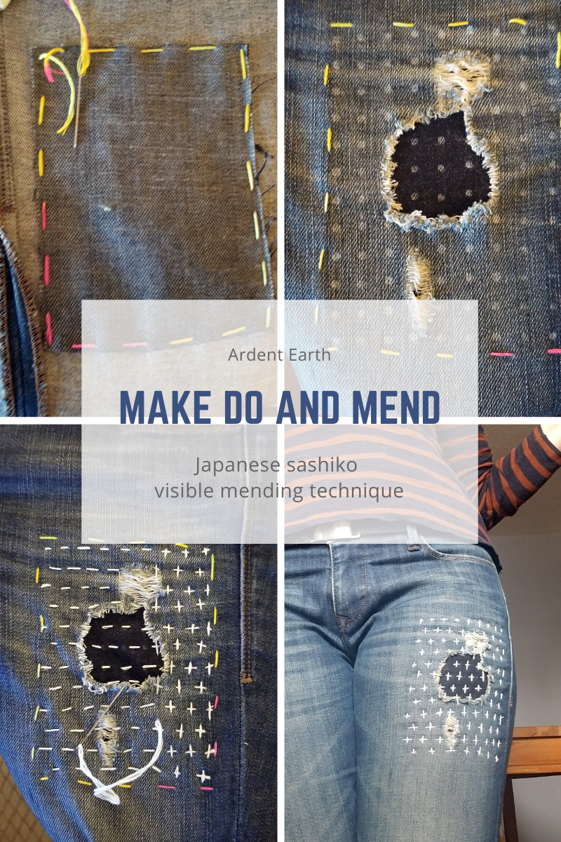 Make do and Mend blog post