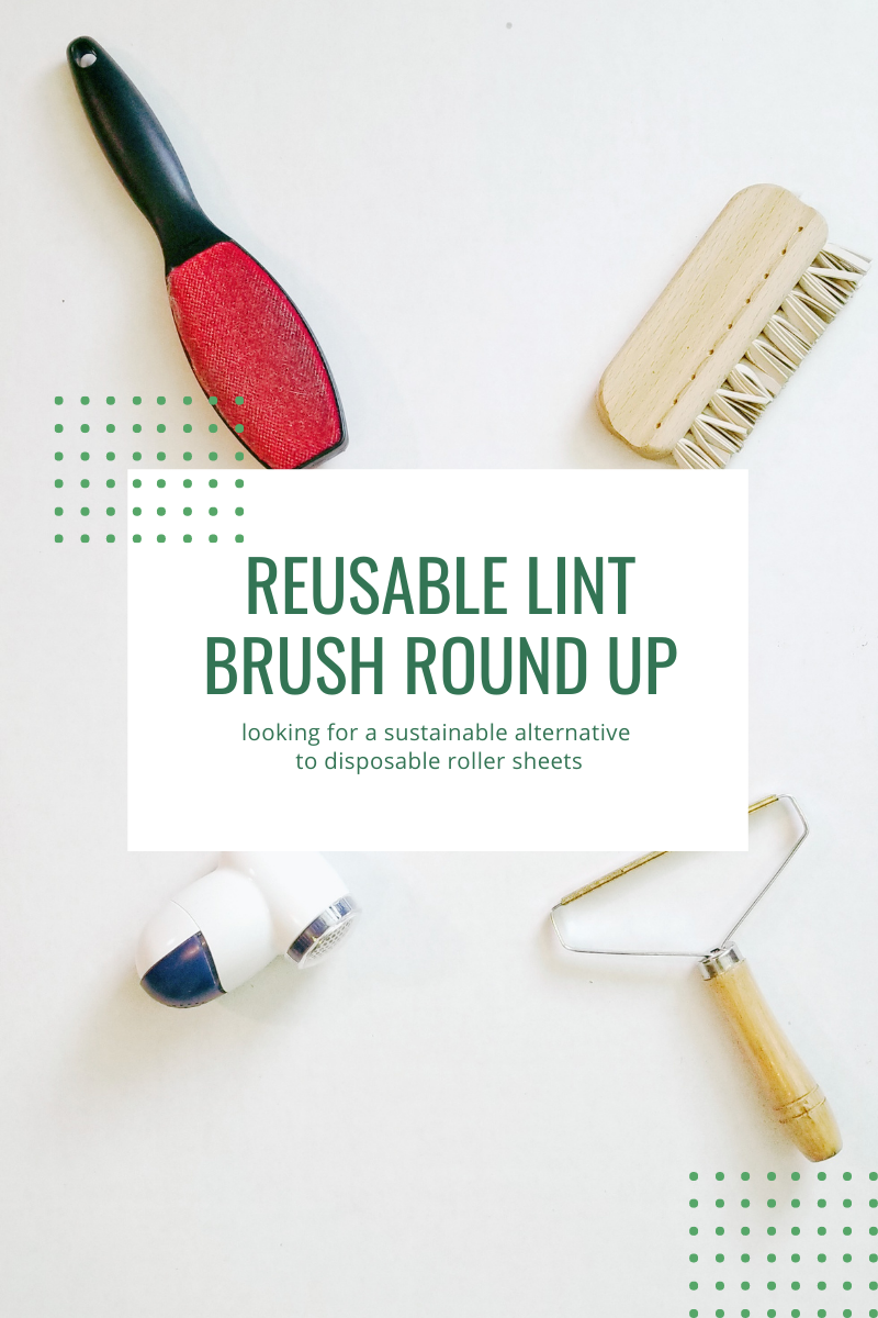 Ardent Earth Reusable Lint Brush Round Up