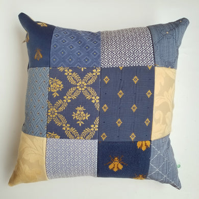 Ardent Earth Upcycled - Delaunay Accent Pillow
