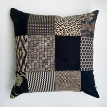 Load image into Gallery viewer, Upcycled Accent Pillow - Delaunay
