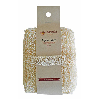 Sayula - Agave Bath/Shower Mitt