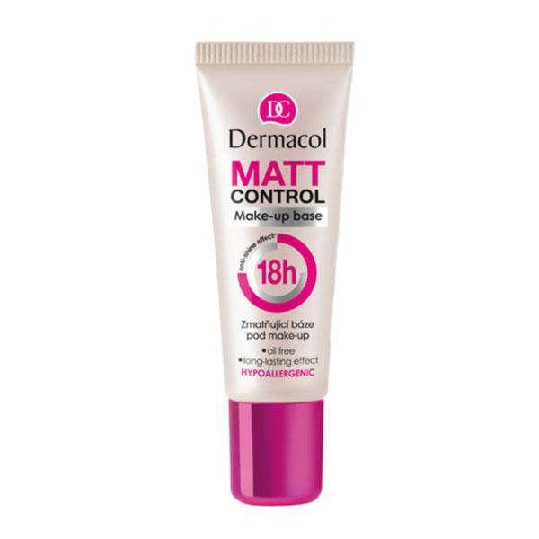 Matt Control Makeup Base - Dermacol India Makeup, Skin Care & More
