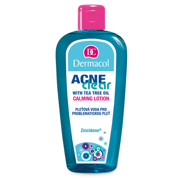 Acne clear calming lotion