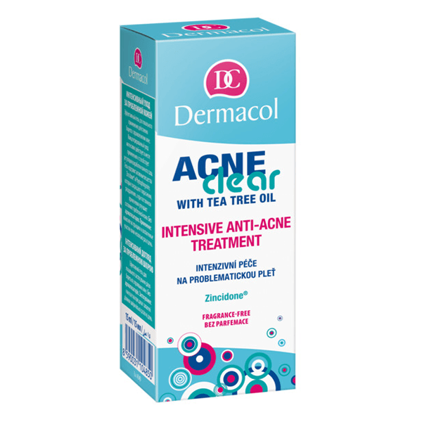 Acne Clear Intensive Anti Acne Treatment