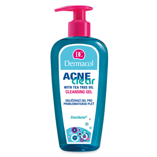Acne clear Makeup Removal & Cleansing Gel