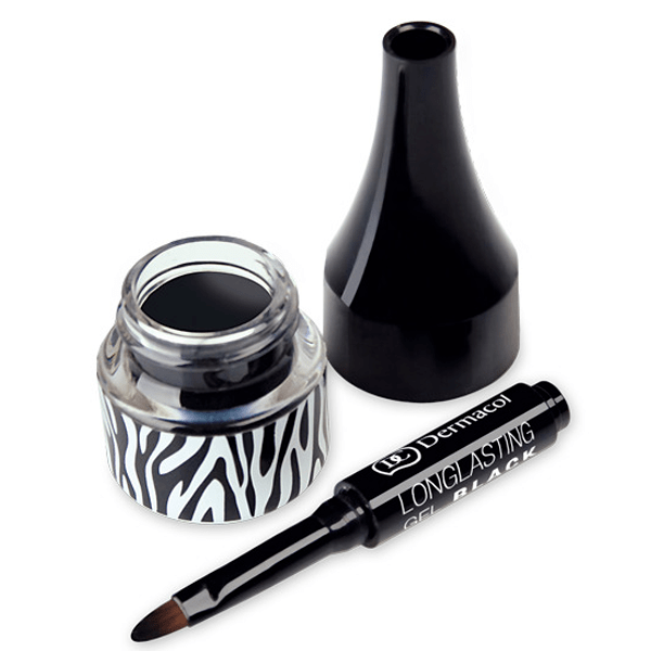 LONG LASTING GEL BLACK Eye Liner