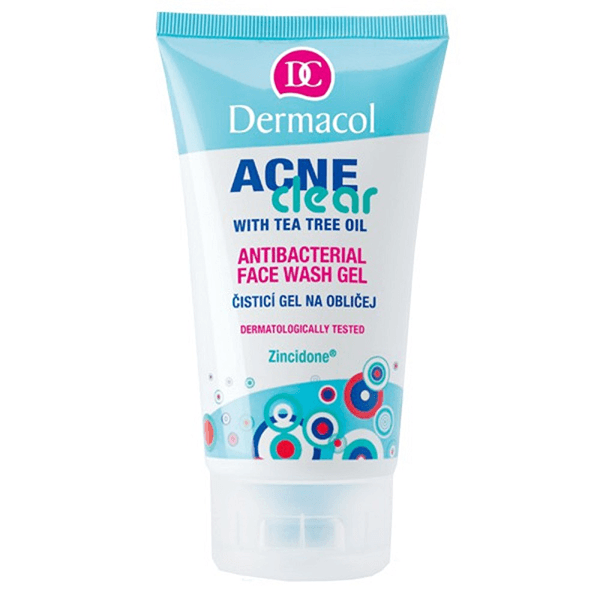 Acne clear Antibacterial Face Wash Gel
