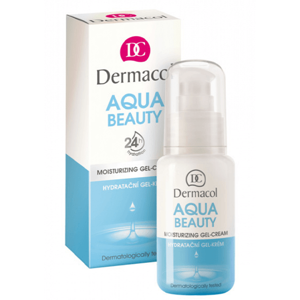 Aqua Beauty Moisturizing Gel Cream