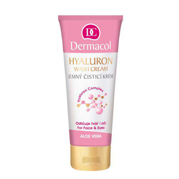 Hyaluron Wash Cream - Dermacol India Makeup, Skin Care & More