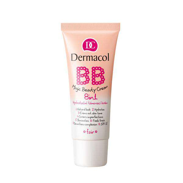 BB Magic Beauty Cream 8in1 - Dermacol India Makeup, Skin Care & More