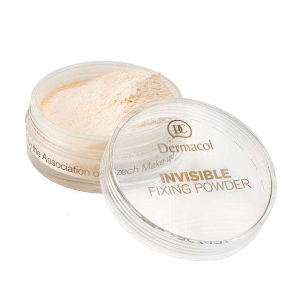 Invisible Fixing Powder - Dermacol India Makeup, Skin Care & More