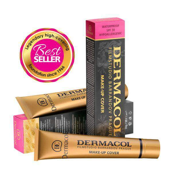 Dermacol Make Up Cover - Dermacol India Makeup, Skin Care & More