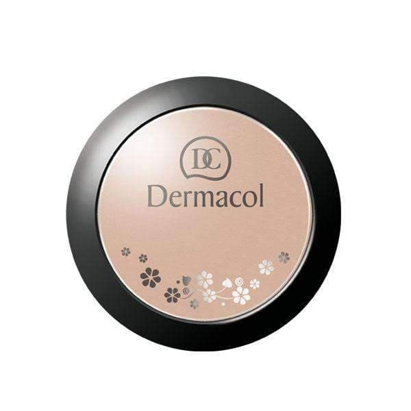 Mineral Compact Powder - Dermacol India Makeup, Skin Care & More