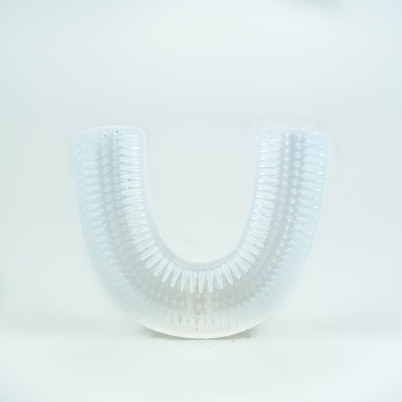 AutoBrush mouthpiece on white background, for AutoBrush