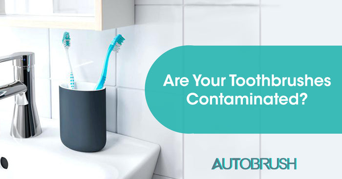 Is Your Family Sharing Germs at the Bathroom Sink?
