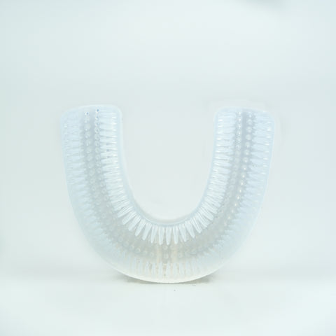 AutoBrush mouthpiece with white background, for AutoBrush