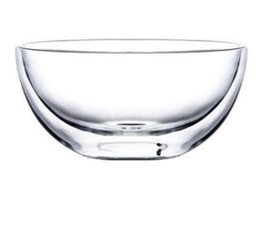 Double Glass Bowl