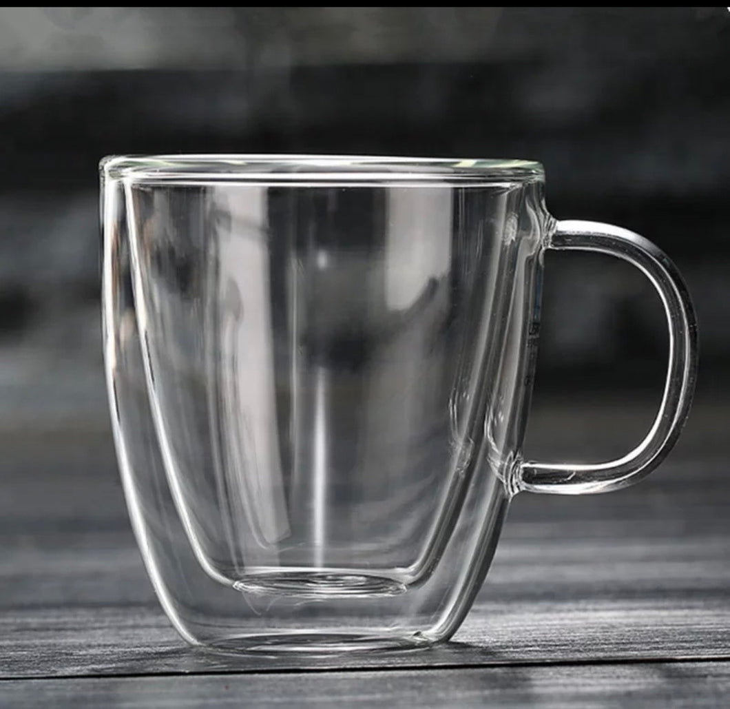 Double Wall Cup with handle