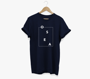 OSEA     -           100% Cotton Tee