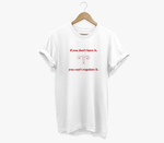 If You Don't Have It You Can't Regulate It Shirt | ON YOUR SLEEVE