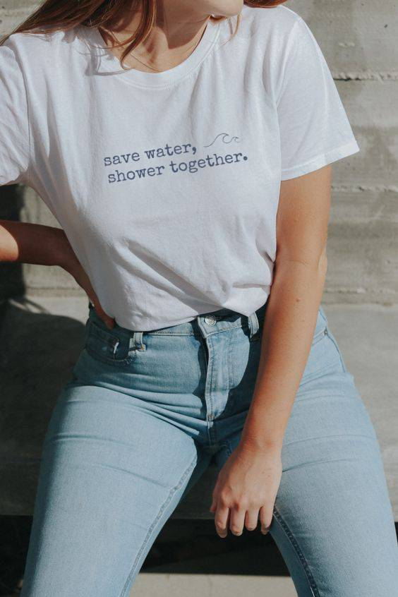 Save Water, Shower Together Shirt