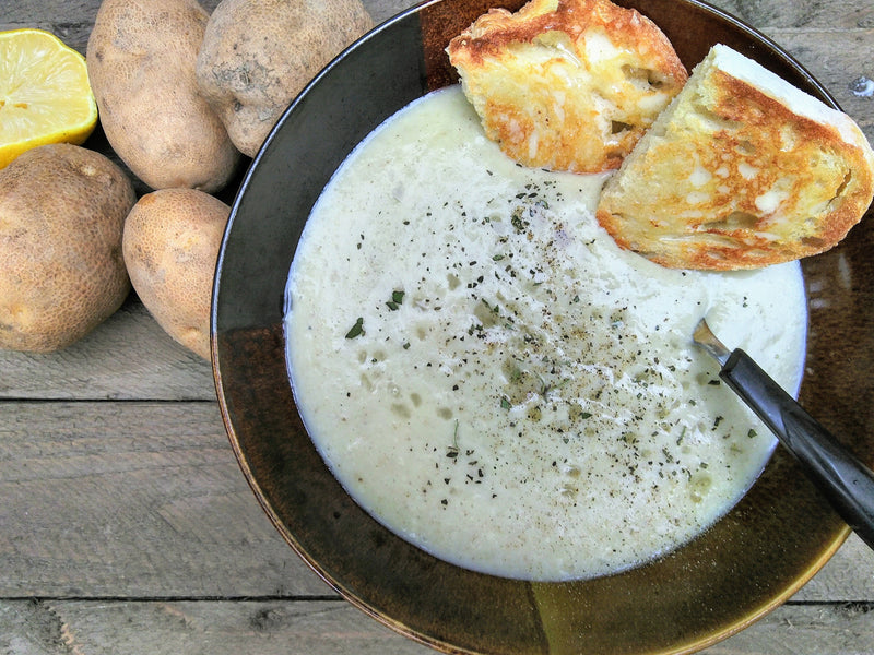 Potato Fennel Soup