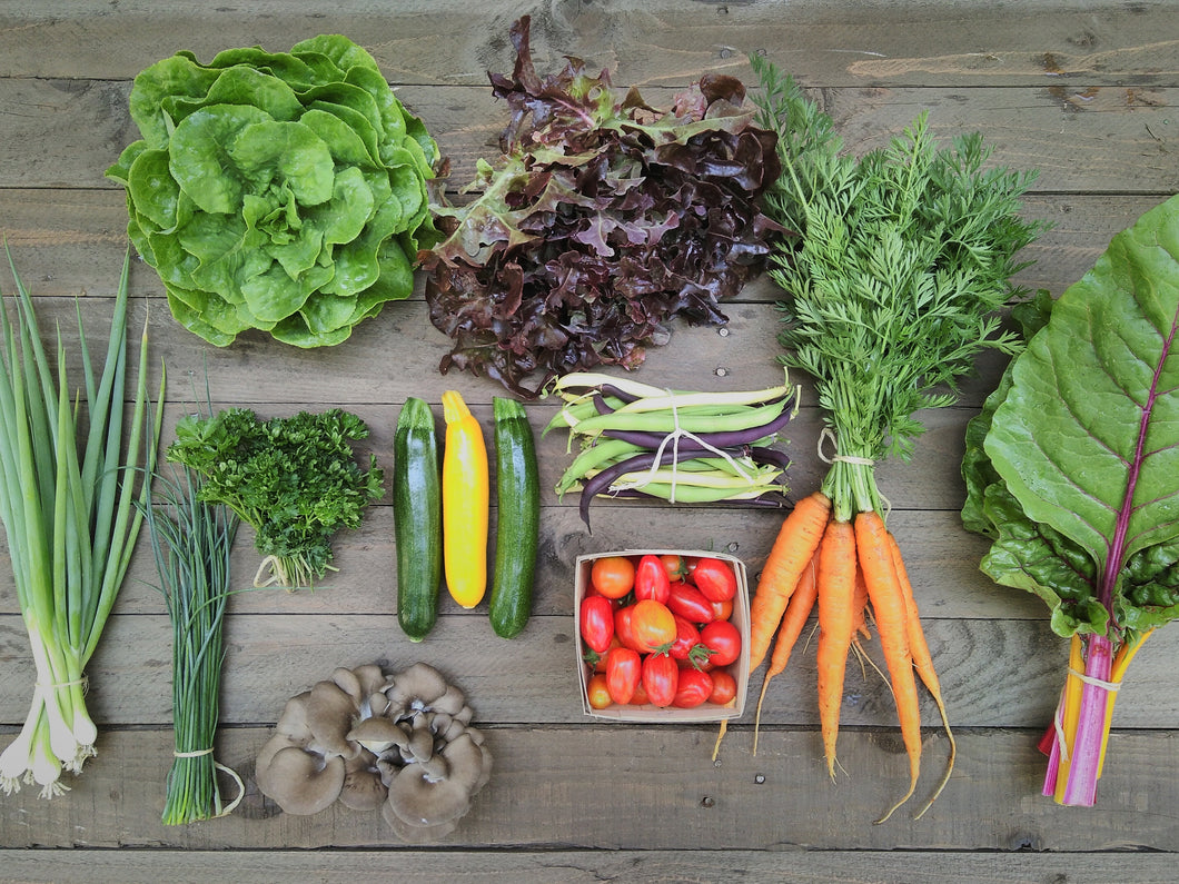 2021 Half Share CSA Basket - Home Delivery