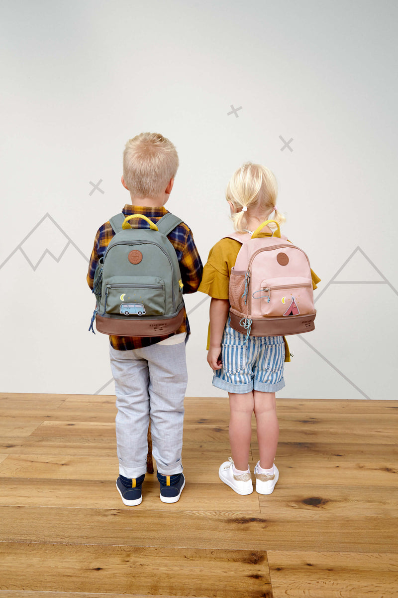Kindergartenrucksack || Minibackpack Adventure Bus
