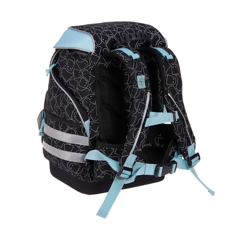 Schulranzen - School Bag Spooky Black