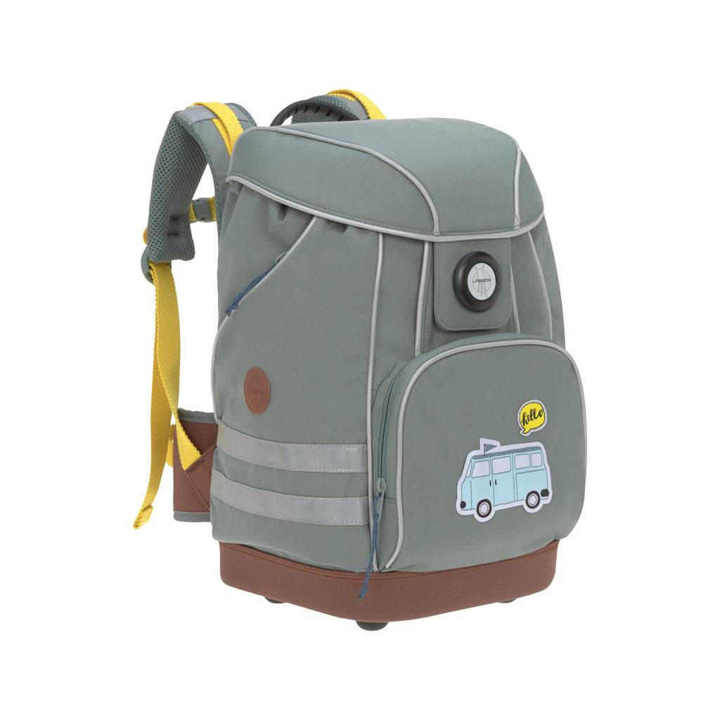 Schulranzen - School Bag Adventure Bus