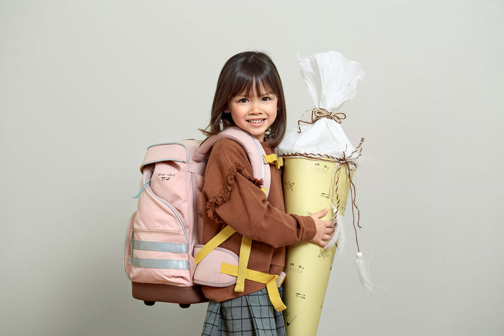 Schulranzen - School Bag Adventure Tipi
